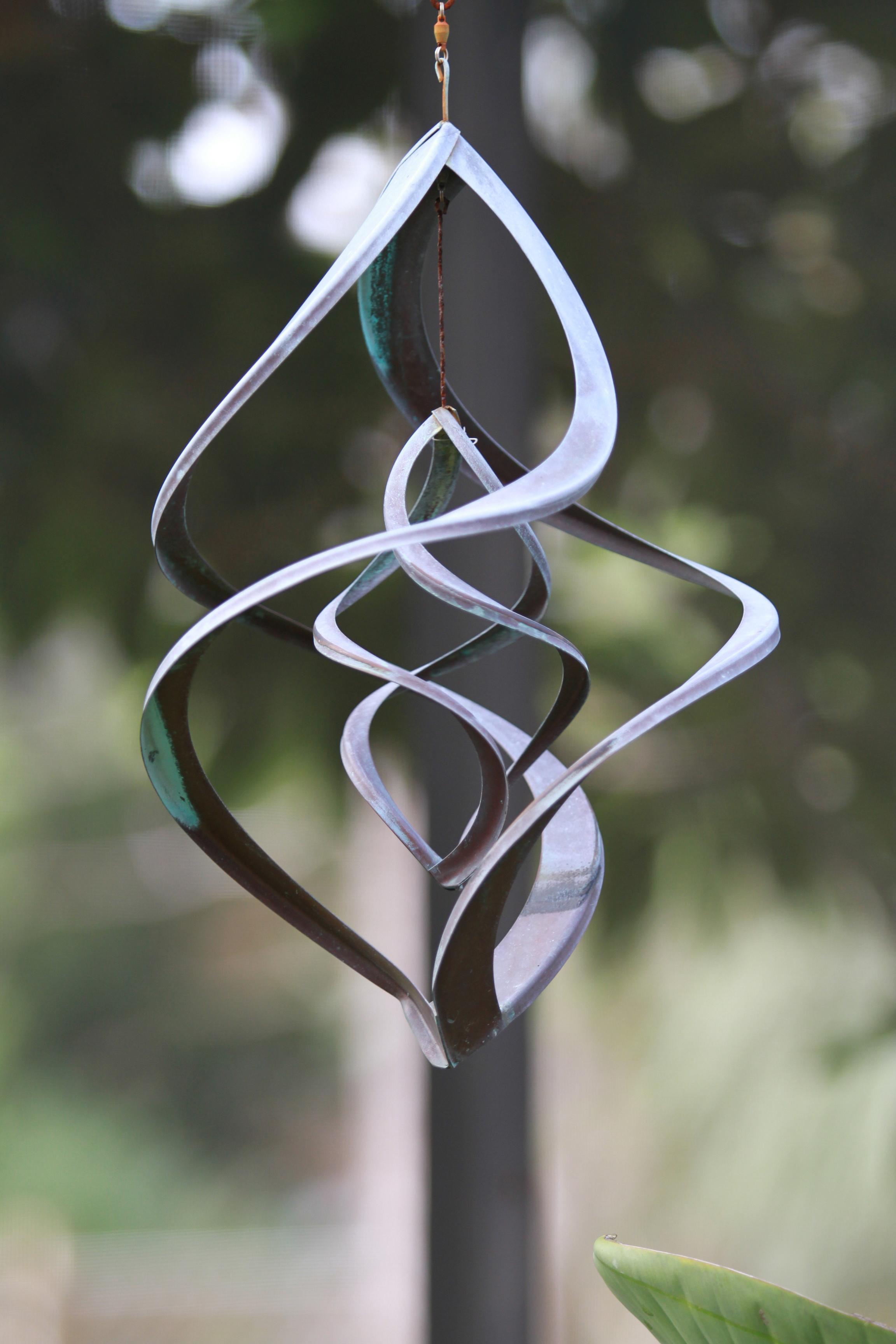 windchime similar to DNA